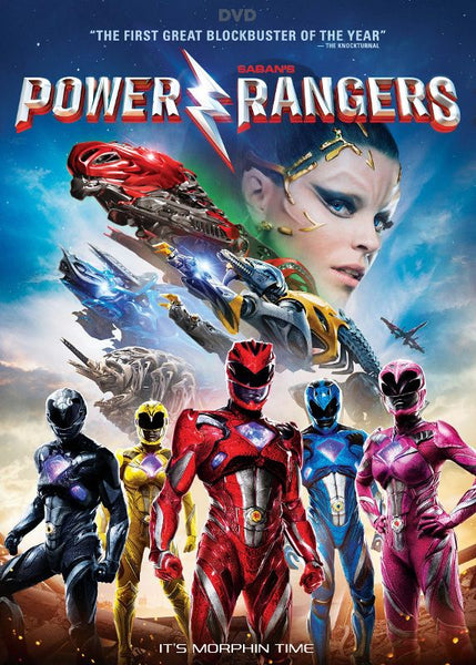 Power Rangers [DVD Disc Only] - OnlyTheDisc