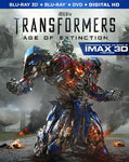 Transformers: Age of Extinction [3D Bluray Only] - OnlyTheDisc
