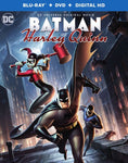 Batman and Harley Quinn [Bluray Disc Only] - OnlyTheDisc