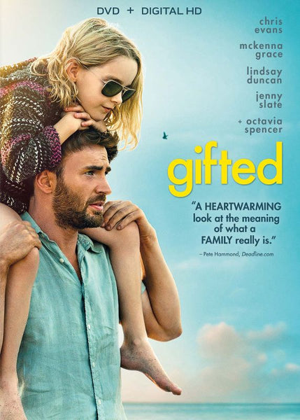 Gifted [DVD Disc Only] - OnlyTheDisc