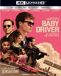 Baby Driver [4K UHD Bluray Disc Only] - OnlyTheDisc