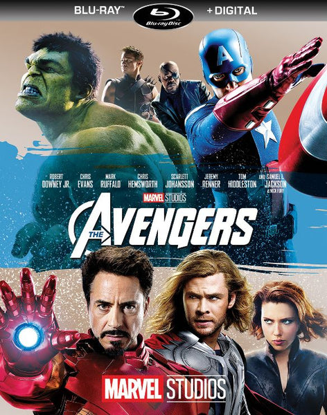 Avengers [Bluray Disc Only] - OnlyTheDisc