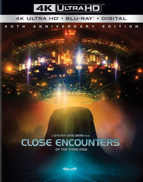 Close Encounters of the Third Kind [4K UHD Bluray Disc Only] - OnlyTheDisc