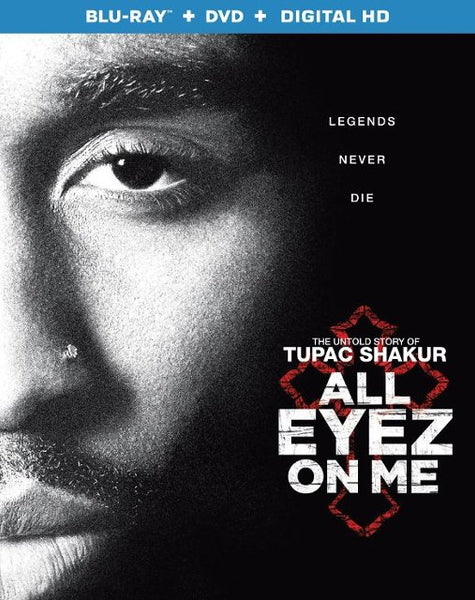 All Eyez on Me [Bluray Disc Only] - OnlyTheDisc