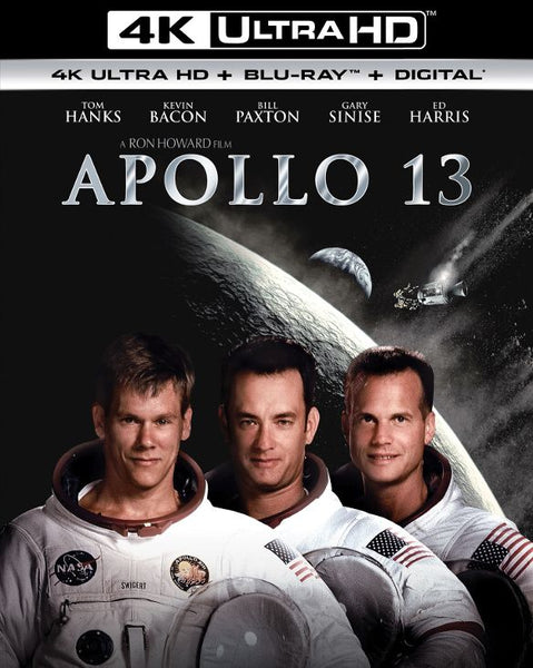 Apollo 13 [4K UHD Bluray Disc Only] - OnlyTheDisc