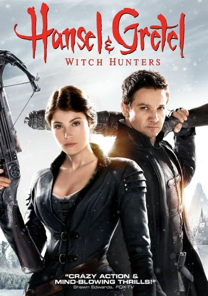 Hansel & Gretel Witch Hunters [DVD Disc Only] - OnlyTheDisc
