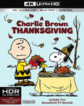 Charlie Brown Thanksgiving [4K UHD Bluray Disc Only] - OnlyTheDisc
