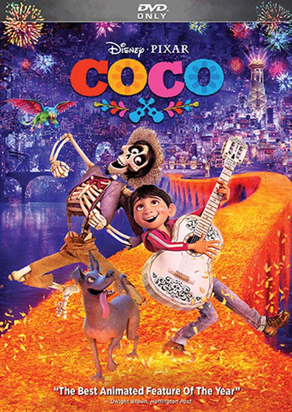 Coco  [DVD Disc Only] - OnlyTheDisc