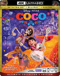 Coco [4K UHD Bluray Disc Only] - OnlyTheDisc