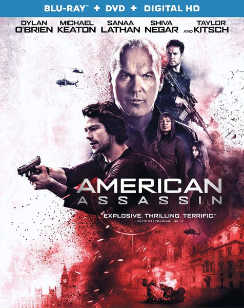 American Assassin [Bluray Disc Only] - OnlyTheDisc