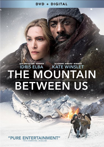 The Mountain Between Us [DVD Disc Only] - OnlyTheDisc