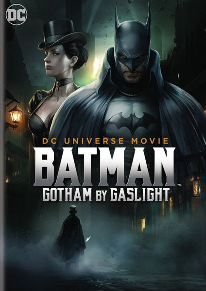 Batman Gotham By Gaslight [DVD Disc Only] - OnlyTheDisc