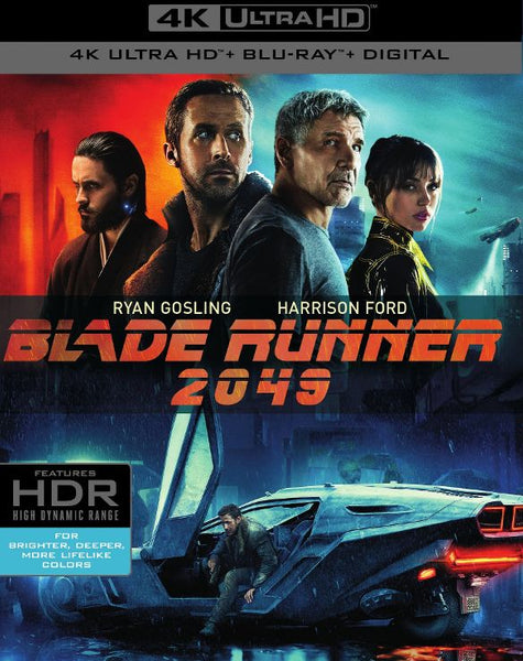 Blade Runner 2049 (2017 Gosling) [4K UHD Bluray Disc Only] - OnlyTheDisc