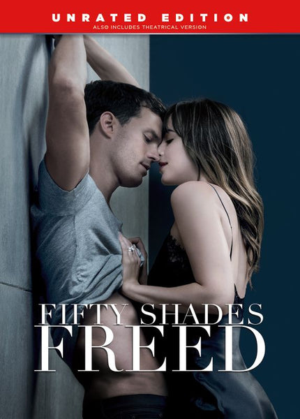 Fifty Shades Freed [DVD Disc Only] - OnlyTheDisc