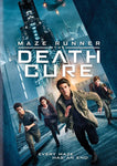 Maze Runner: The Death Cure [DVD Disc Only] - OnlyTheDisc