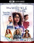 A Wrinkle in Time [4K UHD Bluray Disc Only] - OnlyTheDisc