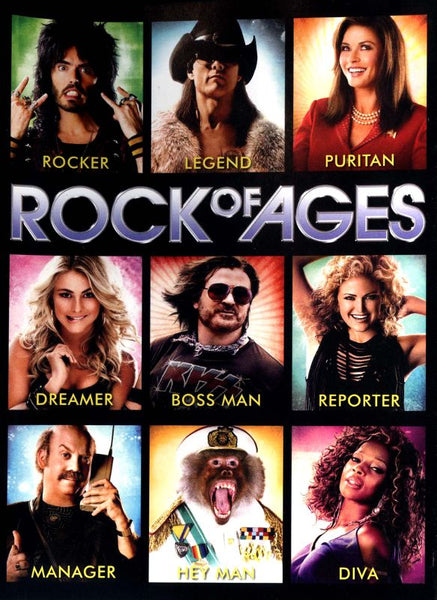 Rock Of Ages [DVD Disc Only] - OnlyTheDisc
