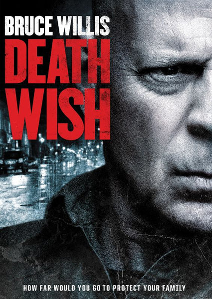 Death Wish [DVD Disc Only] - OnlyTheDisc