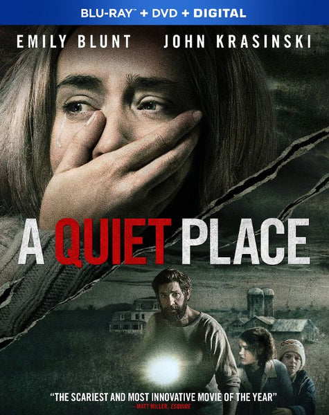 A Quiet Place [Bluray Disc Only] - OnlyTheDisc