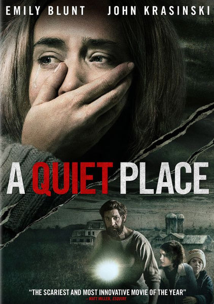 A Quiet Place [DVD Disc Only] - OnlyTheDisc