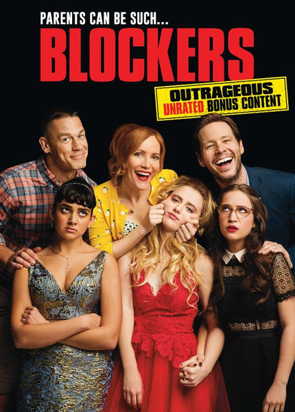 Blockers  [DVD Disc Only] - OnlyTheDisc