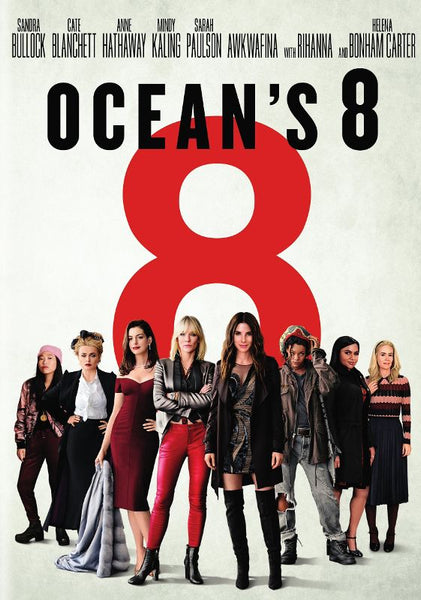 Ocean's 8 [DVD Disc Only] - OnlyTheDisc