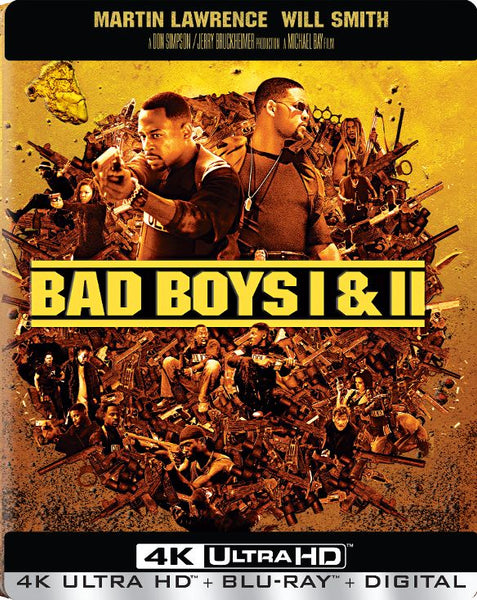 Bad Boys 2 [4K UHD Bluray Disc Only] - OnlyTheDisc