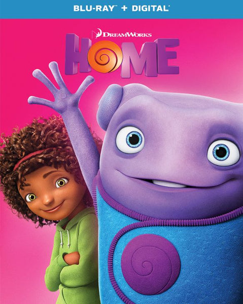 Home [Bluray Disc Only] - OnlyTheDisc