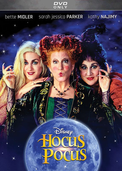 Hocus Pocus [DVD Disc Only] - OnlyTheDisc