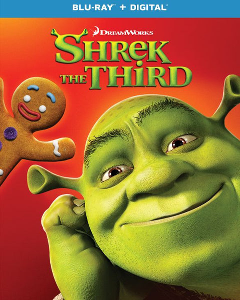 Shrek The Third [Bluray Disc Only] - OnlyTheDisc