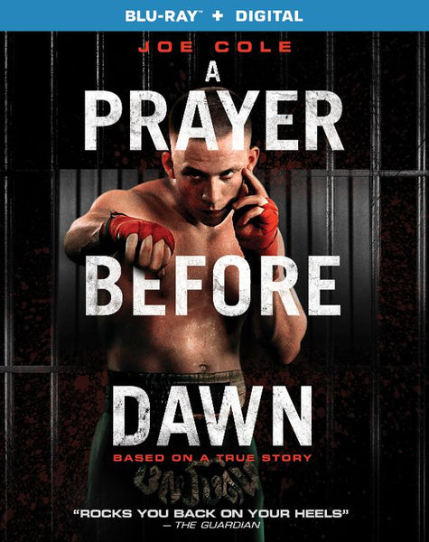 A Prayer Before Dawn [Bluray Disc Only] - OnlyTheDisc