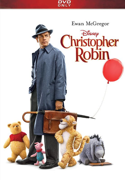 Christopher Robin  [DVD Disc Only] - OnlyTheDisc