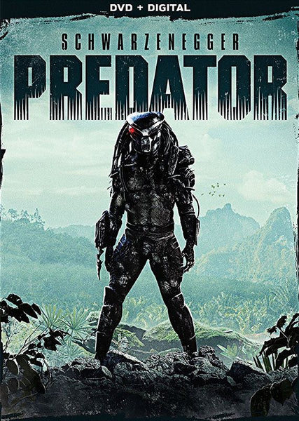 Predator [DVD Disc Only] - OnlyTheDisc