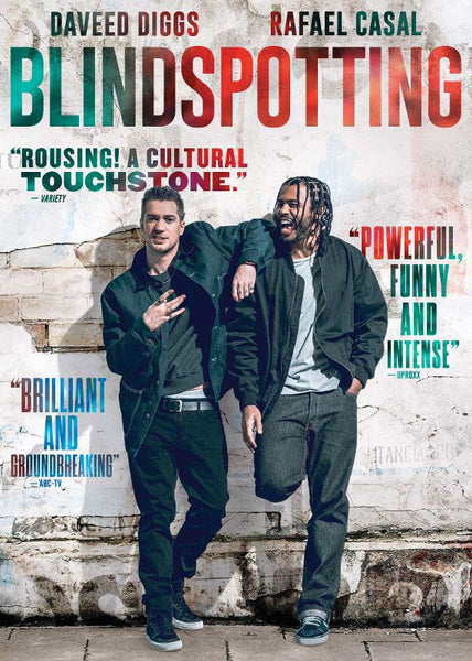 Blindspotting [DVD Disc Only] - OnlyTheDisc