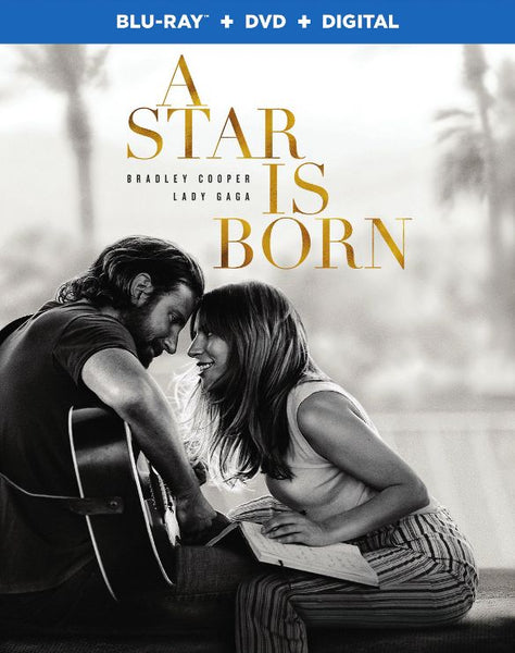 A Star is Born (2018) [Bluray Disc Only] - OnlyTheDisc