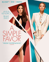 A Simple Favor [Bluray Disc Only] - OnlyTheDisc