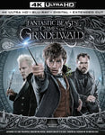 Fantastic Beasts: The Crimes of Grindelwald [4K UHD Bluray Disc Only] - OnlyTheDisc