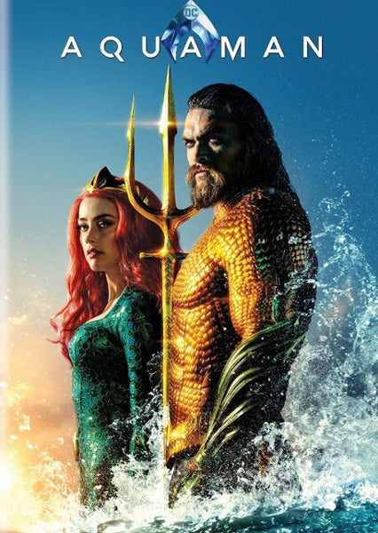 Aquaman [DVD Disc Only] - OnlyTheDisc