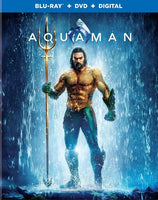 Aquaman [Bluray Disc Only] - OnlyTheDisc