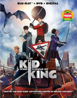 The Kid Who Would Be King [Bluray Disc Only] - OnlyTheDisc