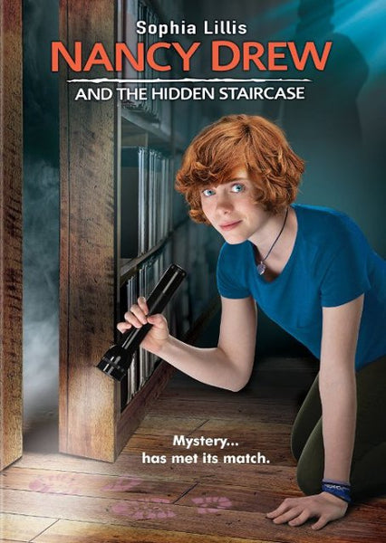 Nancy Drew and The Hidden Staircase [DVD Disc Only] - OnlyTheDisc