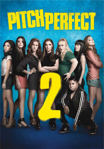Pitch Perfect 2 [DVD Disc Only] - OnlyTheDisc