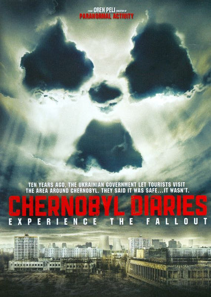 Chernobyl Diaries [DVD Disc Only] - OnlyTheDisc