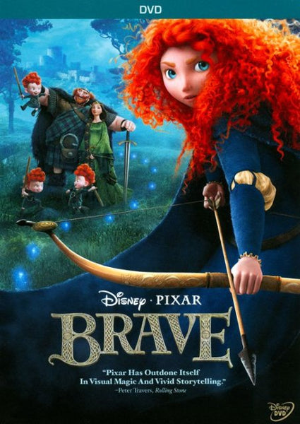 Brave [DVD Disc Only] - OnlyTheDisc