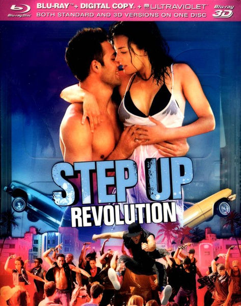 Step Up: Revolution [3D/2D Bluray Only] - OnlyTheDisc