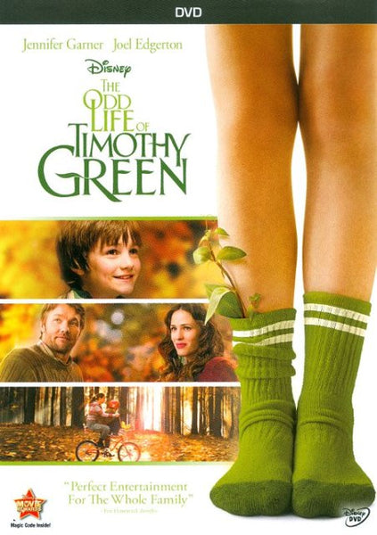 The Odd Life of Timothy Green [DVD Disc Only] - OnlyTheDisc
