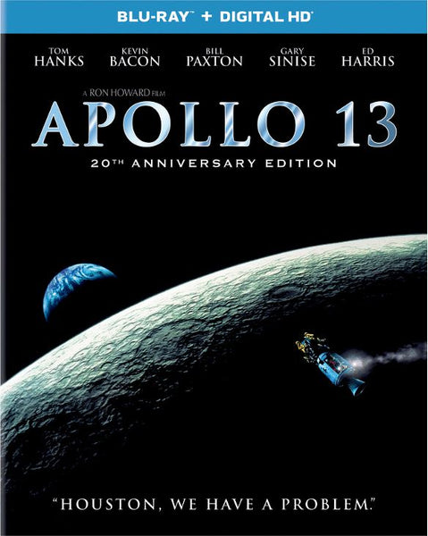 Apollo 13 [Bluray Disc Only] - OnlyTheDisc