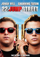 22 Jump Street [DVD Disc Only] - OnlyTheDisc