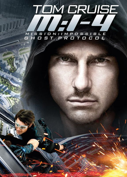Mission: Impossible Ghost Protocol [DVD Disc Only] - OnlyTheDisc