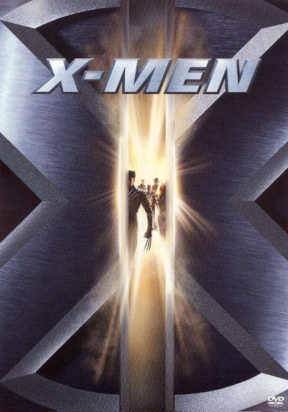 X-Men (2000) [DVD Disc Only] - OnlyTheDisc